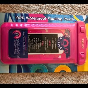 NEW waterproof phone pouch
